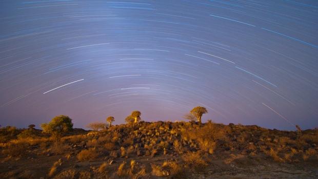 Star-gazing in Africa