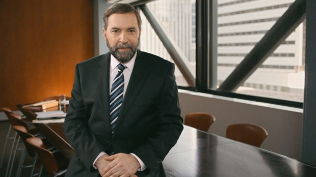 So Mr. Mulcair, is it Tom or Thomas? | CTV News