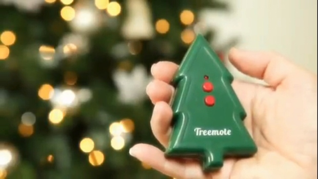 As Seen on TV holiday edition: the Treemote & Holiday Light Saver - As Seen On TV Holiday Edition: The Treemote & Holiday Light Saver