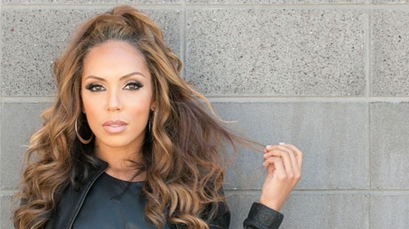 Stephanie Moseley in this photo from her Instagram account. She was found dead in Los Angeles at the age of 30.