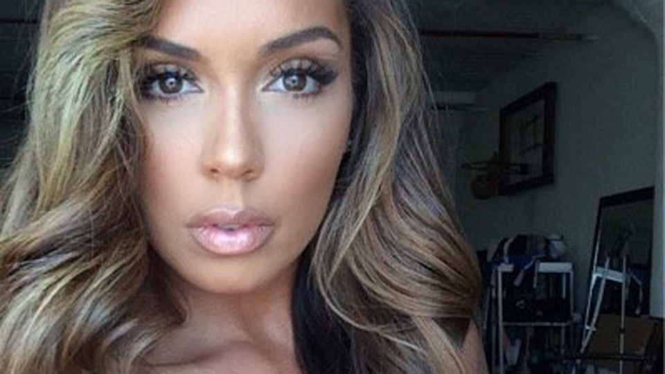 Los Angeles police say Stephanie Moseley was found dead in a Los Angeles apartment on Dec. 8, 2014. (Twitter / @Haselstar)