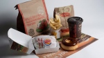 Burger King and Tim Hortons products are pictured on Sept. 25, 2014. (Jonathan Hayward / THE CANADIAN PRESS)