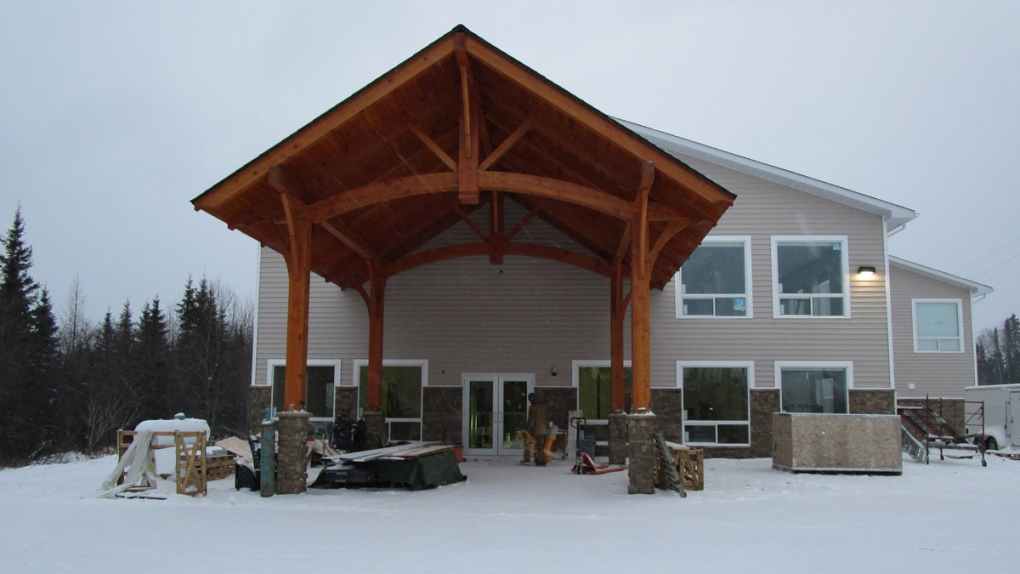 Days Inn hotel in Sioux Lookout, Ont.
