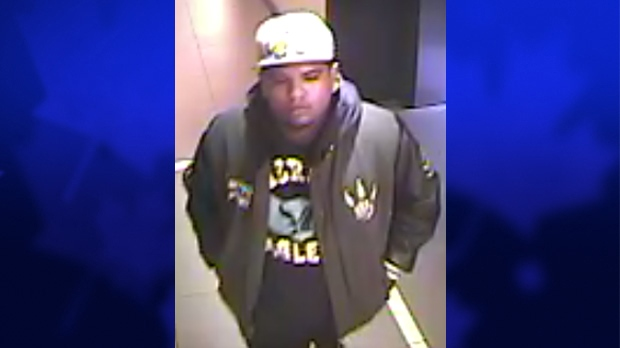 Waterloo Regional Police had been seeking this man in connection with a stabbing incident in Waterloo. He has since turned himself in.