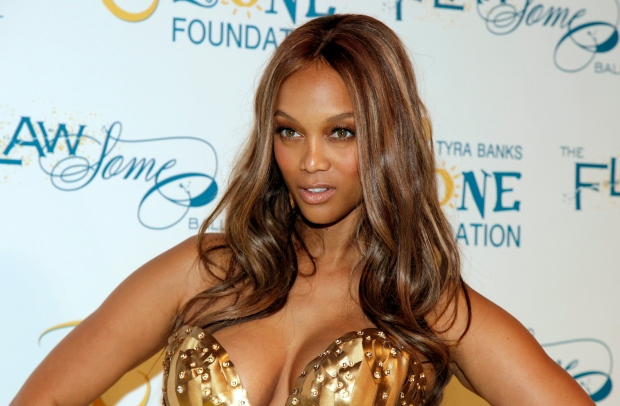 Former 'America's Next Top Model' contestant sues Tyra Banks