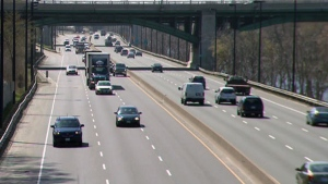 The Don Valley Parkway is being shut on April 14, 2012, for spring maintenance.