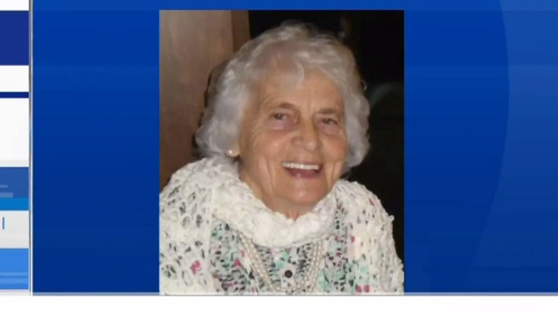 Bessie Scott, 87, died after attending a church potluck in Nackawic, N.B.