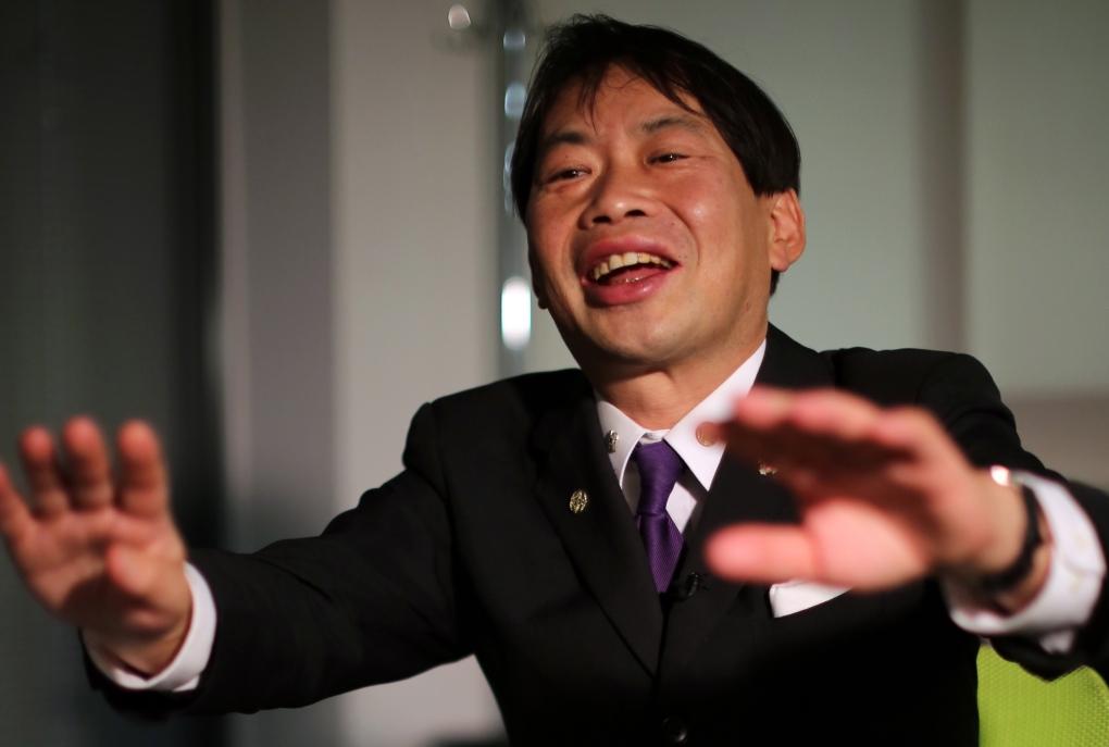 Mutsuhiro Takeuchi