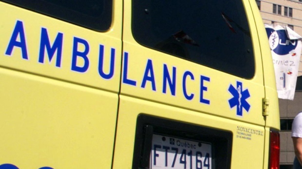 Montreal ambulance generic cropped from cp photo