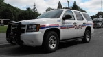 A Niagara Police cruiser is seen in this file image.