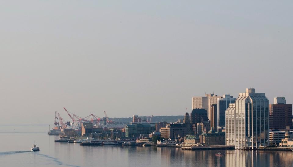 Benchmark On Buildings In Halifax Uk