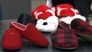Canada AM: The warmest, most stylish slippers
