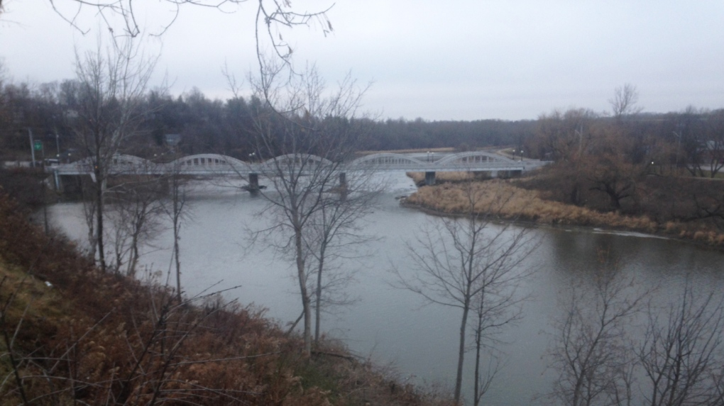 Grand River Flow >> High Flows Through Grand River Watershed Still A Concern