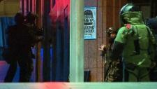 Armed police storm cafe in Sydney, Australia