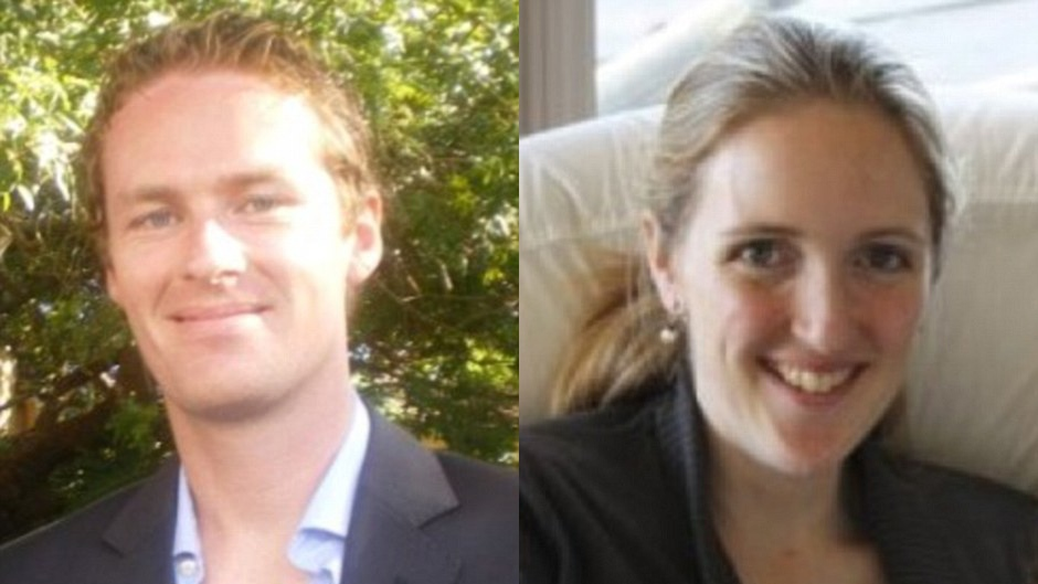 The victims of the hostage situation and shooting have been identified as Tori Johnson, left, and Katrina Dawson, right.