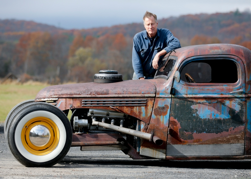 Rat rods: Vintage vehicles made into rusty rides | CTV ...