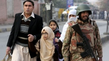 Pakistani parents students attacked Taliban