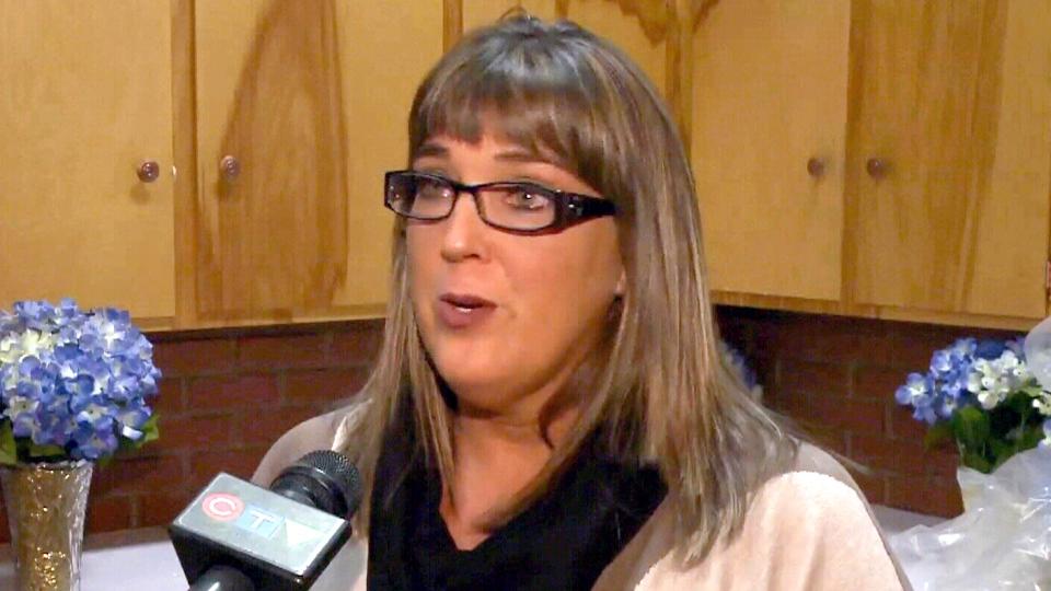 Janet Parsons speaks with CTV News, Monday, Dec. 15, 2014.