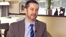 Co-author Dr. Ian Colman on cartoon violence study