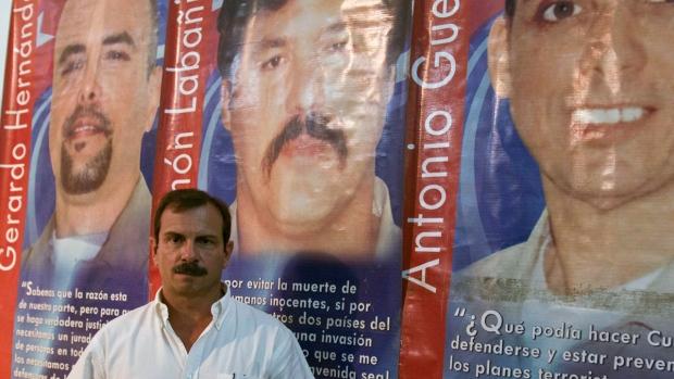 Fernando Gonzalez, one of the 'Cuban Five'