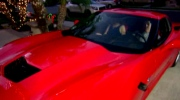 Valet-mode cam captures Corvette joyride