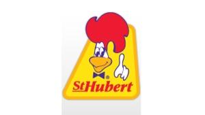 St-Hubert restaurant logo