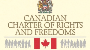 The official English document of the Canadian Charter of Rights and Freedoms.