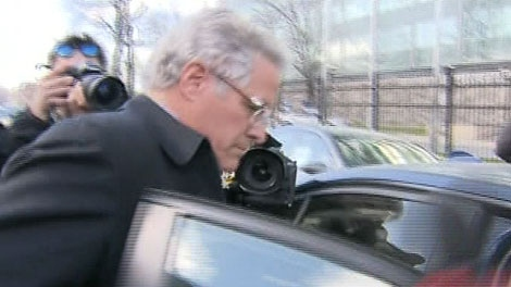 Tony Accurso was arrested on Tuesday, April 17, 2012.