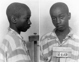 George Stinney Jr., the youngest person ever executed in South Carolina, is shown in 1944 in this undated file photo provided by the South Carolina Department of Archives and History. (AP / South Carolina Department of Archives and History)