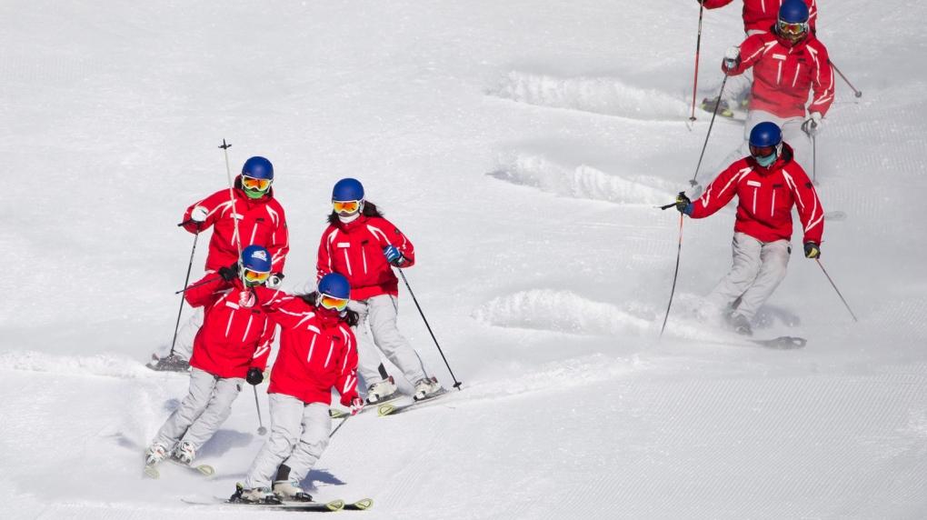 Beijing Winter Olympics Bid