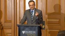 Dalhousie President Richard Florizone