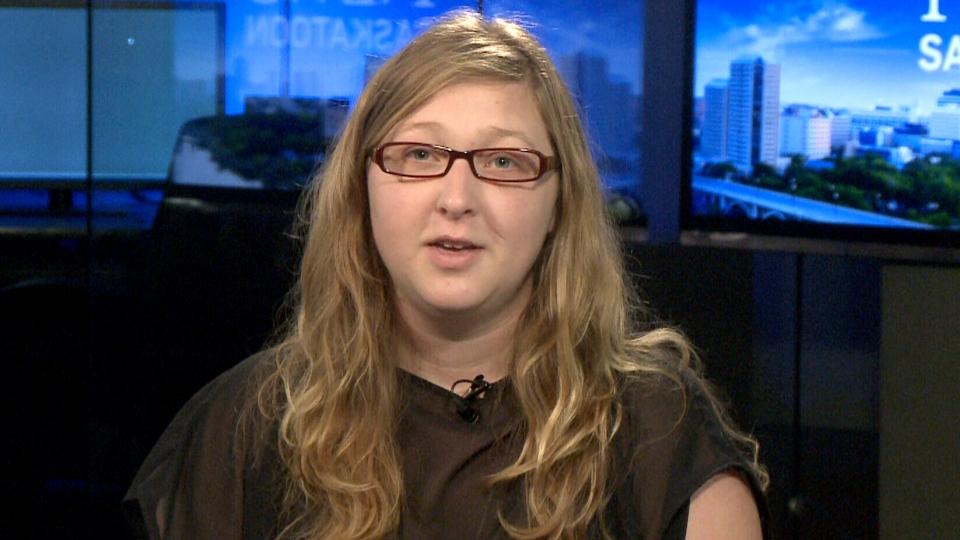 Jennifer Nowoselski of the Dalhousie Student Union appears on Canada AM, Thursday, Dec. 18, 2014.
