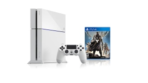 PlayStation 4 Destiny Bundle in Glacier White