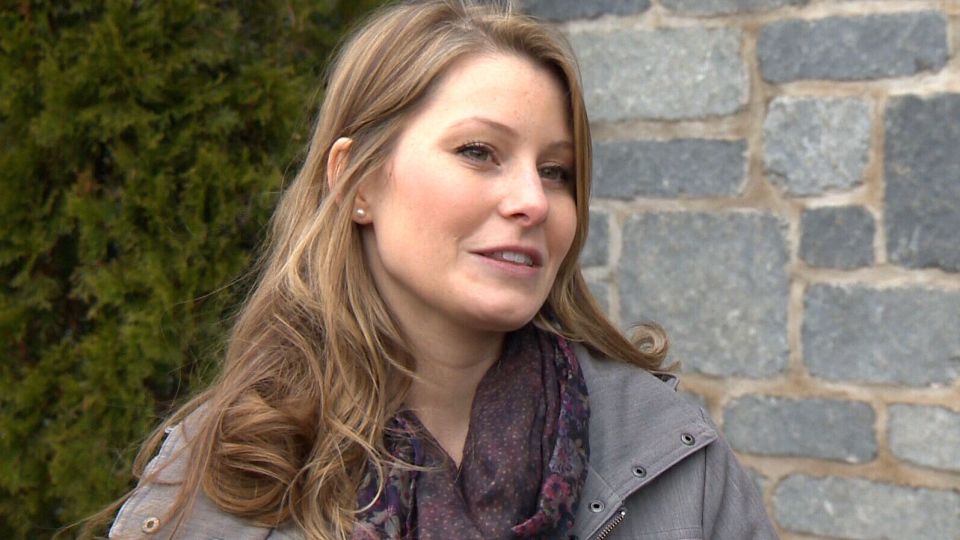 Elizabeth Quinn Gallagher, from Cole Harbour, N.S., speaks with CTV News Atlantic, Wednesday, Dec. 17, 2014.