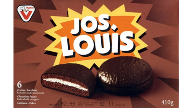 Jos. Louis snack cakes are made by Vachon