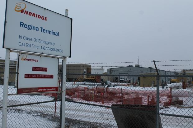 Enbridge Regina Terminal