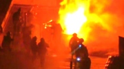 LIVE1: Four-alarm fire in Queen's, N.Y.