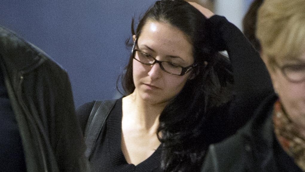 Emma Czornobaj sentenced to 90 days