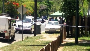 Eight children were killed and one woman was wounded after a stabbing in a house in northern Australia.