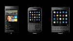 BlackBerry reports a profit