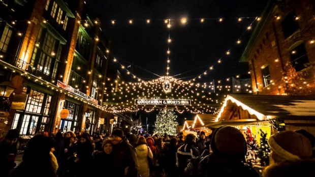 Toronto Christmas Market named one of the best in the world