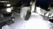 Runaway tire flies through doctor's office, injuri