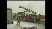 CTV Kitchener: Fire destroys rendering plant