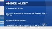 Amber Alert for three children