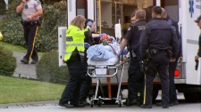 Fatal stabbing in Surrey