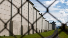 A view of the Kingston Penitentiary in Kingston, Ont.The Canadian government is set to announce the closing of the maximum-security Kingston penitentiary on Thursday, after more than a century-and-a-half of operation.(Lars Hagberg / THE CANADIAN PRESS)