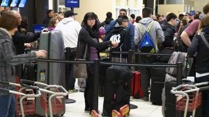 CTV National News: Wild weather to dampen travel?