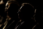In this Feb. 11, 2010 file photo, Cuba's President Raul Castro attends the opening ceremony of the International Book Fair in Havana, Cuba. (AP Photo/Franklin Reyes)
