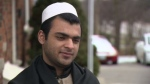 Muhammad Khan speaks with CTV News about the Pakistan school shooting, on December 21, 2014.
