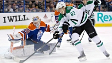 Stars beat Oilers shootout